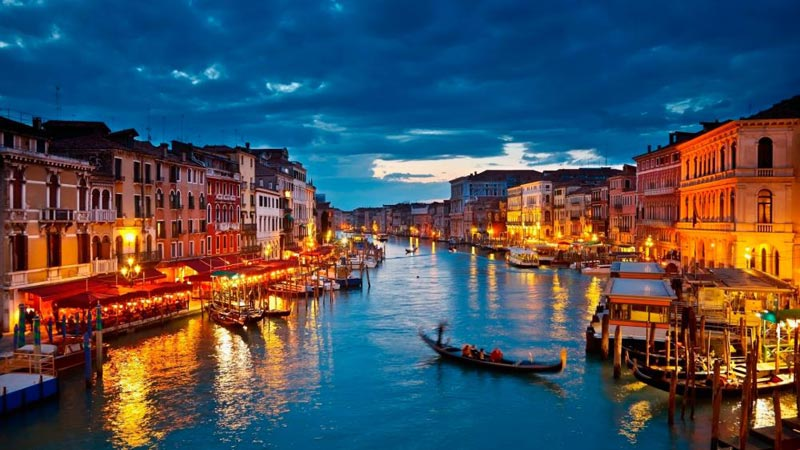 Jewels of Italy Package