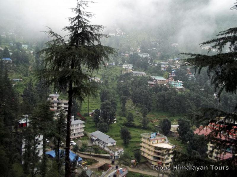 Dalhousie - Dharamshala Tour Package