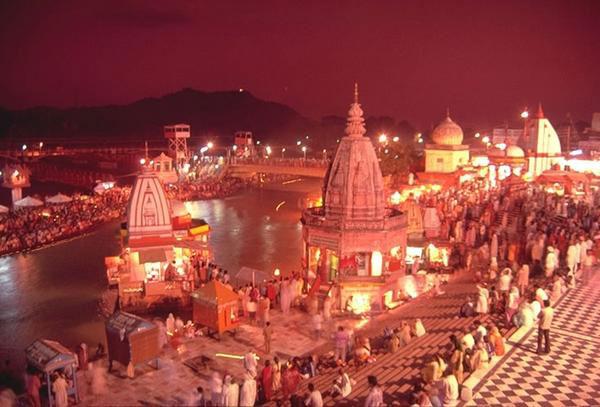 Haridwar - Mussoorie Tour