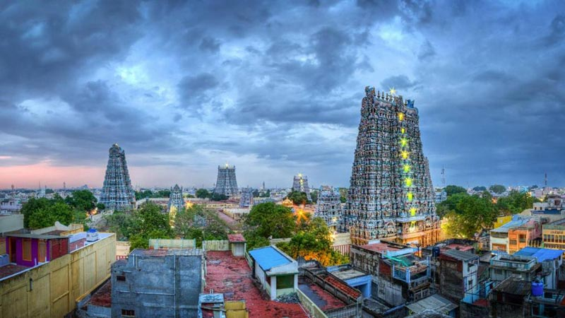 One Day Tour Around Madurai