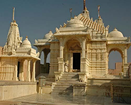 AHMEDABAD – SAURASHTRA - AHMEDABAD TOUR