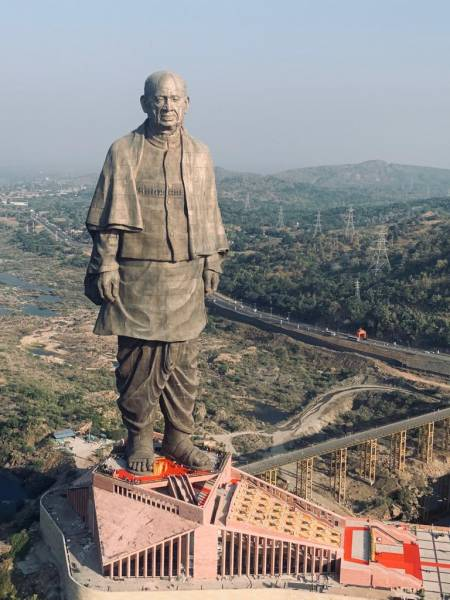 Statue Of Unity Daily Tours