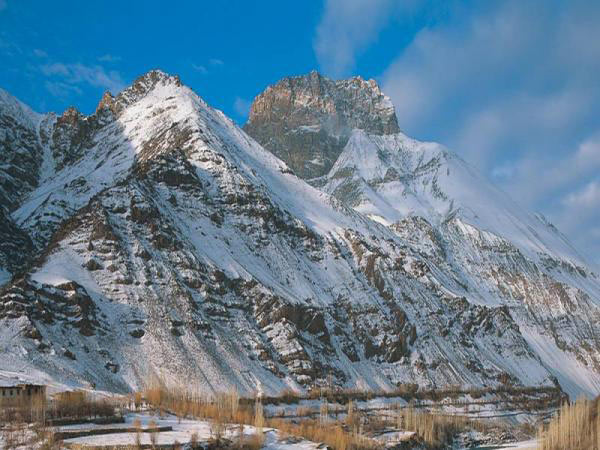The Himalayan Triangle