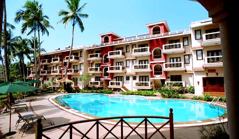 Lazy Lagoon - Goa