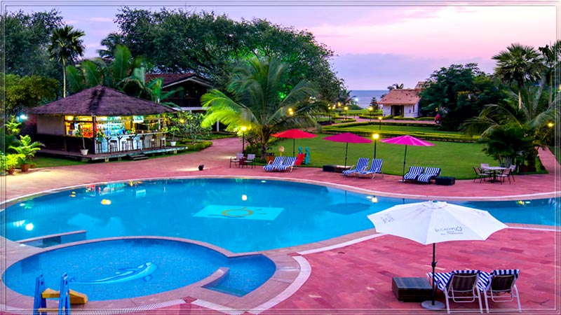 Hotel La Calypso GOA -Winter package