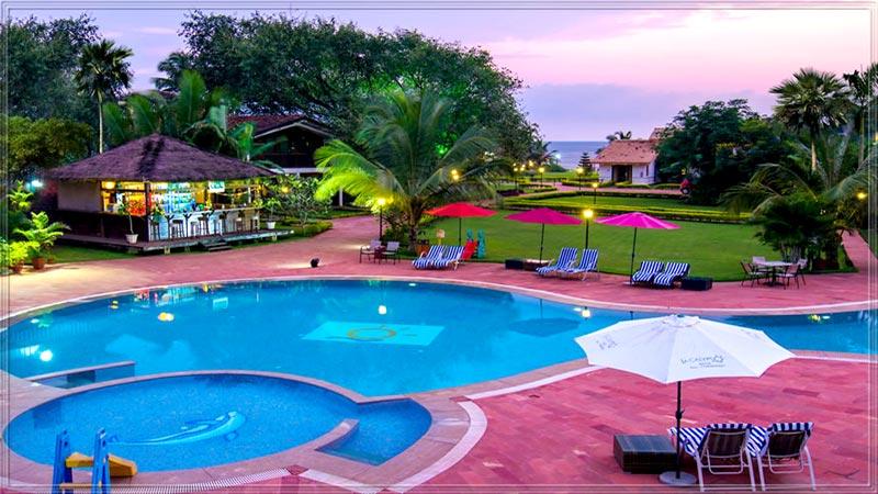 Hotel La Calypso GOA -Winter package