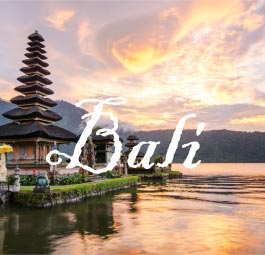 BALI Special Holiday Package