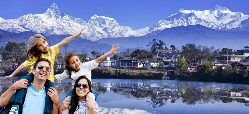 Family Tour of Himalayas