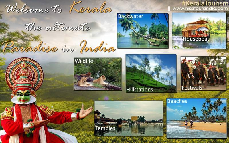 Diamond  Kerala Tour Package