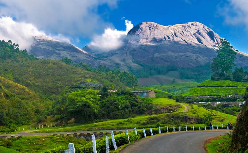 06 Nights and 07 Days Kerala Tour Package