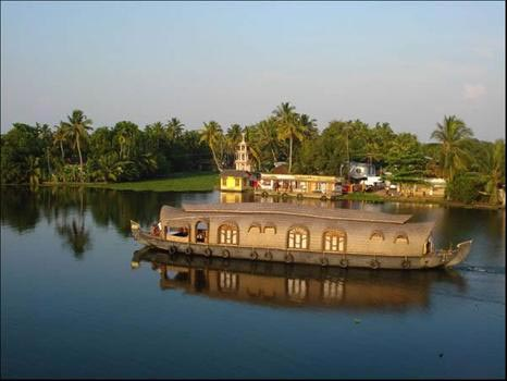 Middle Kerala Honeymoon Package