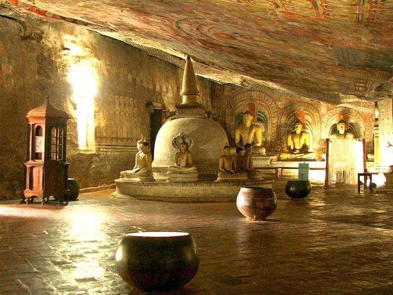 Exotic Srilanka 5 Night 6 Days Tour