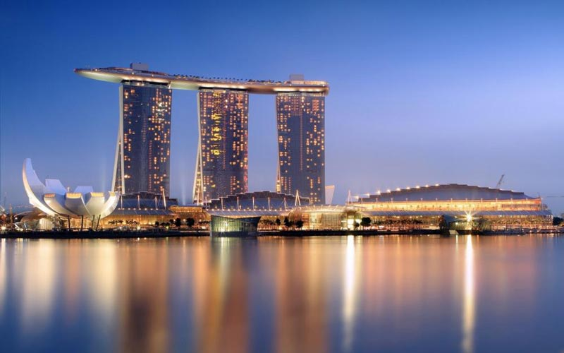 Exotic Singapore 5 Night 6 Days  Tour