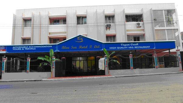 Blue Sea Port Blair