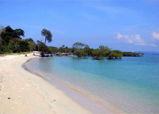 Port Blair - Havelock Tour
