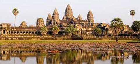 Cambodia and Thailand Tour