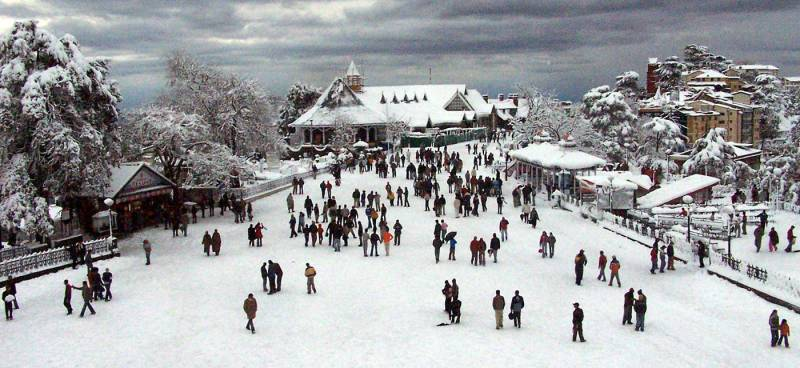 Shimla Private Car Package – 05 Night / 06 Days