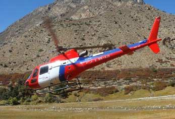 Kailash Mansarovar Yatra - By Helicopter