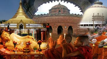 Buddhist Pilgrimage (04 Nights / 05 Days) Tour