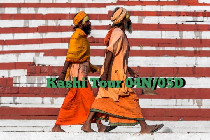 Kashi Yatra 04Nghts /05 Days