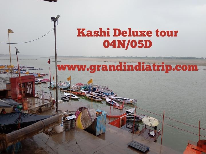 04N/05D Kashi-Gaya-Prayag Trip