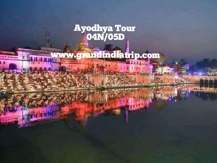 Ayodhya Tour 04N/05D