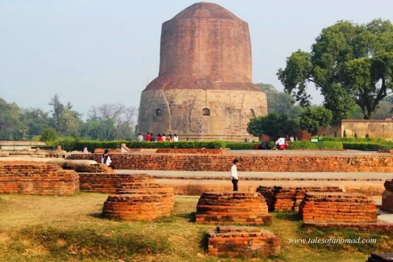 Sarnath Tour with Buddhist Trail