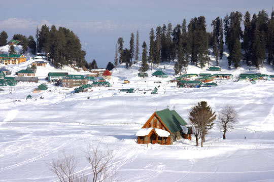 Grand Kashmir Tour Package