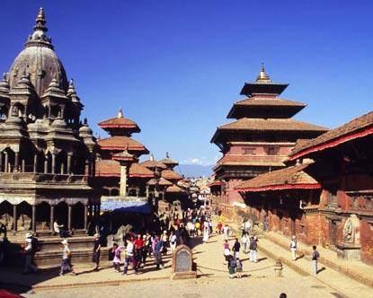 Nepal - Nagarkot.Tour