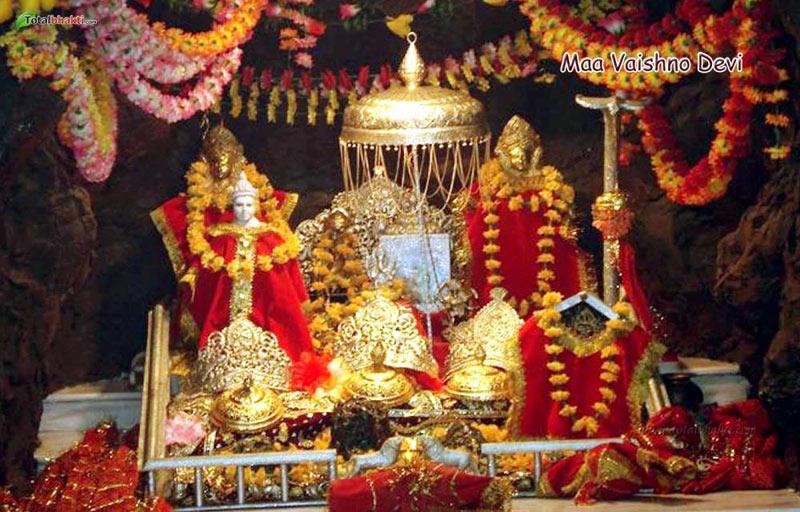 Mata Vaishno Devi, Katra