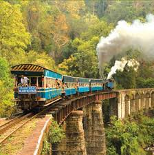 ooty hill train