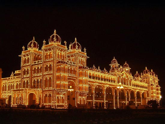 Bangalore Mysore Coorg Ooty Kodaikanal Tour