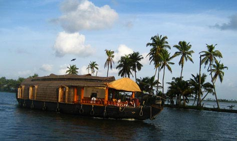 Backwater Tour of Kerala Tour