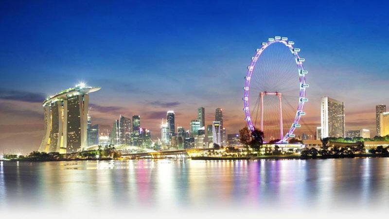 Impressive Singapore Tour