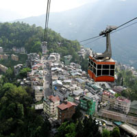Glimpse of Gangtok Tour
