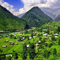 Kashmir Vaishnodevi Group Tour Package