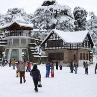Honeymoon Tour To Shimla