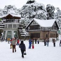 Honeymoon Tour To Shimla