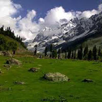Cool Kashmir Tour