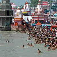 Golden Triangle Tour with Haridwar / Rishikesh