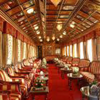 Palace on Wheel Train Tour Package