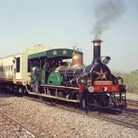 Fairy Queen Train Tour Package
