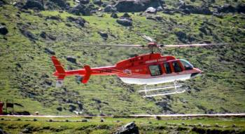 Amarnath Darshan by Helicopter - 3 Nights / 4 Days