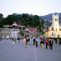 Golden Triangle Tour With Shimla
