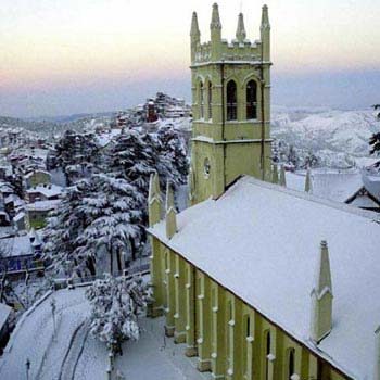 Beautiful  Shimla Manali Tour