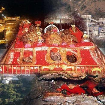 Vaishno Devi With Patnitop Or Shivkhori And Jammu Sight-Seeing Tour