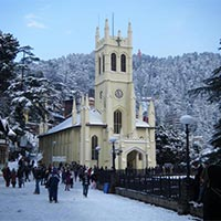 Best of Shimla & Manali Honeymoon Tour Package by Car