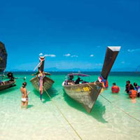 Thailand 5 Nights Package with Indigo