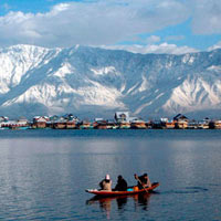 Scenic Splendours of Kashmir