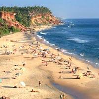 Kerala Beach and Backwaters Tour